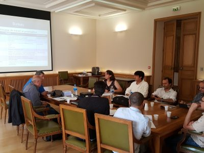 Groupe de travail PJV 2020